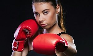 boxeo chicas